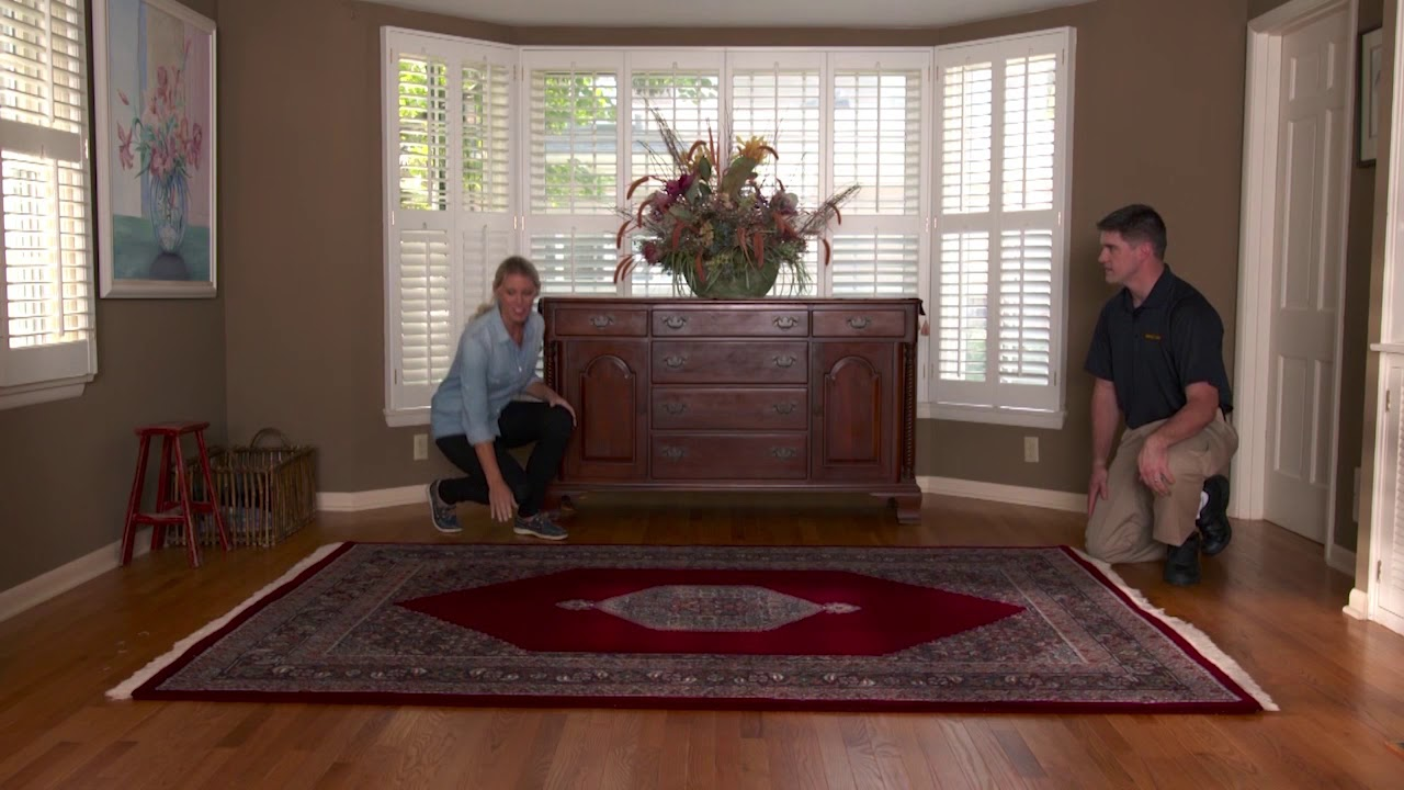 Stanley Steemer Area Rug Cleaning
