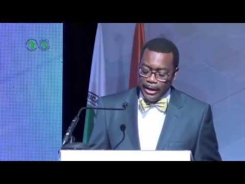 Speech of Dr. Akinwumi Ayodeji Adesina, President of the Afr