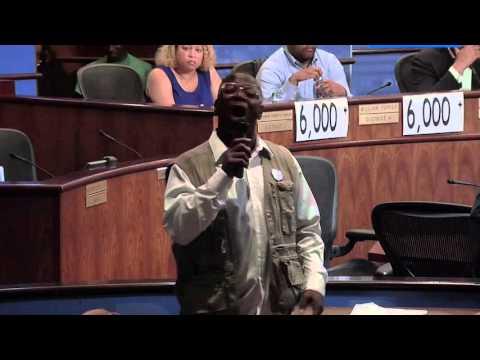 "Watch citizen call Governor Robert Bentley a ""ho monger"""