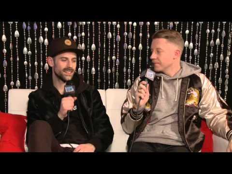 Macklemore & Ryan Lewis Interview - NYRE 2016