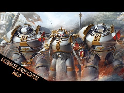 Grey Knights Assault - Ultimate Apocalypse Mod