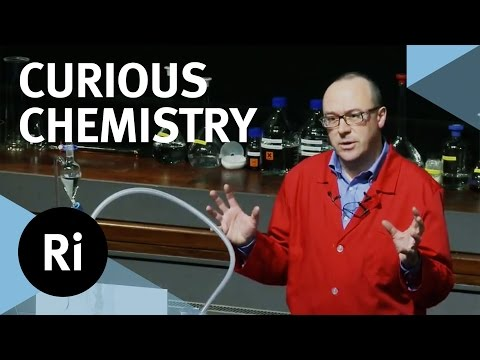 Chemical Curiosities: Surprising Science and Dramatic Demonstrations - with Chris Bishop