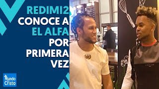 Redimi2 and El Alfa meet for the first time 😱 | Look what Almighty Redimi2 said