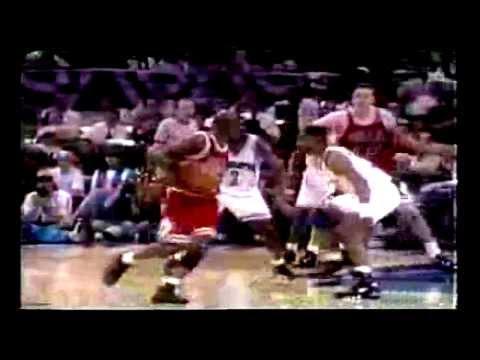 e55926dece0757 Michael Jordan - Number 45 (Rare 1995 Highlights) - YT