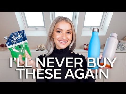 20 THINGS I NO LONGER BUY TO SAVE MONEY AND THE PLANET | INTHEFROW