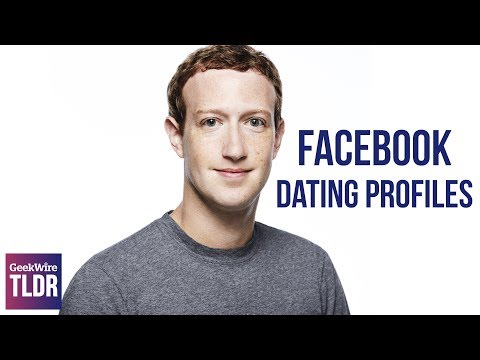 ❤️💻Facebook's New Dating Features & Other Highlights From F8 Conference| GeekWire TLDR | 5/1/2018