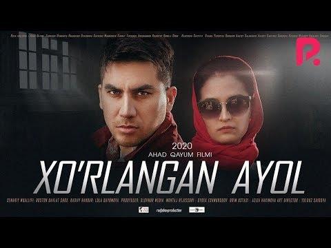 Xo'rlangan Ayol (o'zbek Film)   Хурланган аёл (узбекфильм) 2020