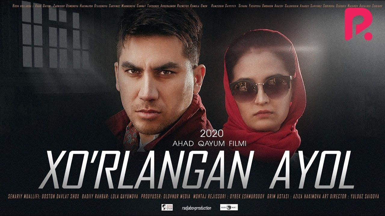 Xo'rlangan ayol (o'zbek film) | Хурланган аёл (узбекфильм) 2020 #UydaQoling