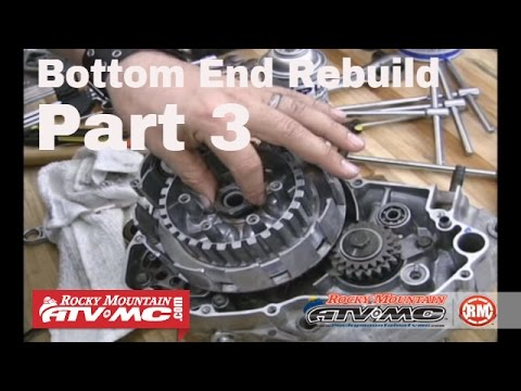1980 Yamaha Xt250 Wiring Diagram 1993 Toyota Celica Radio Motorcycle Bottom End Rebuild Part 1 Of 3 Engine Teardown Youtube 9 54