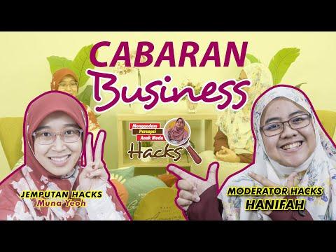 11 | Cabaran perniagaan bersama pengasas FashRevo.com! Jom HACKS!