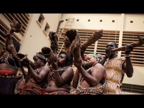 Central African Republic uses ballet dancing to regain lost national unity [‎no comment]