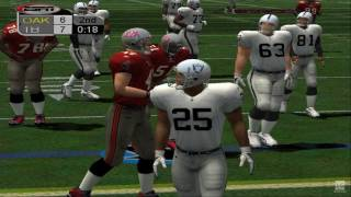 NFL 2K3 PS2 Gameplay HD