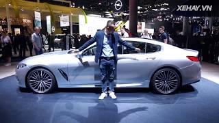 Tìm hiểu xế sang đầu bảng của BMW - M850i xDrive Gran Coupe giá từ 1,97 tỷ  |XEHAY.VN|