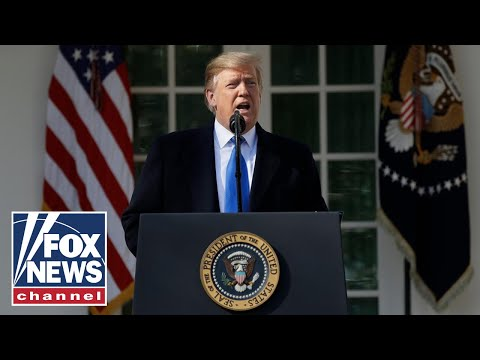 Trump addresses the nation after Iran attacks US military facilities in Iraq