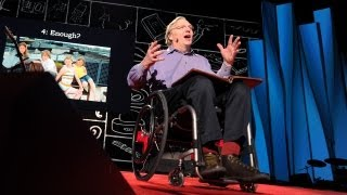 http://www.ted.com Journalist John Hockenberry tells a personal sto...