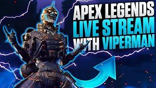 ENTER THE VIPER PIT! | APEX LEGENDS | REVENANT GAMEPLAY | SEASON 4 | LIVE STREAM | PS4 |
