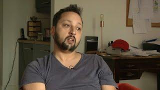 """13-Novembre: """"Ce n'est plus la même vie"""", raconte Djamel, amputé après les attentats"""