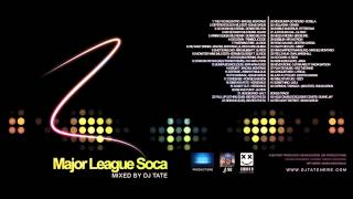 Major League Soca 2. Evolution.Revolution (2013/2014 Soca mix)