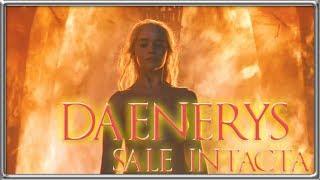 Daenerys sale de las llamas intacta | Juego de Tronos T6E4