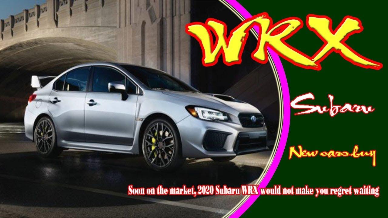 2020 Subaru Wrx 2020 Subaru Wrx Concept Subaru Impreza Wrx Sti