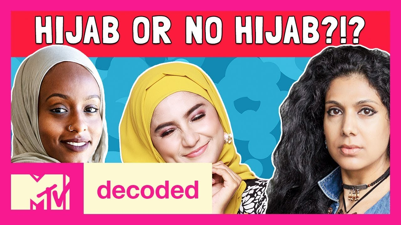 Do All Muslim Women Wear a Hijab? ft. Fareeha Khan | Decoded | MTV