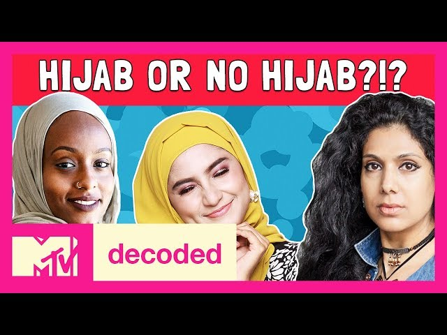 Do All Muslim Women Wear a Hijab? ft. Fareeha Khan | Decoded | MTV