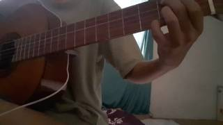 Ngày trôi về phía cũ (cover guitar)