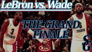 LeBron vs. Dwyane Wade: The End - SPORTS GOOFS 9