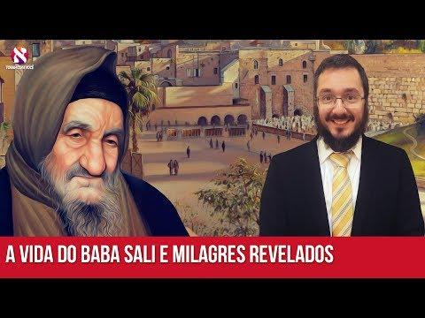 A vida do Baba Sali e milagres revelados.