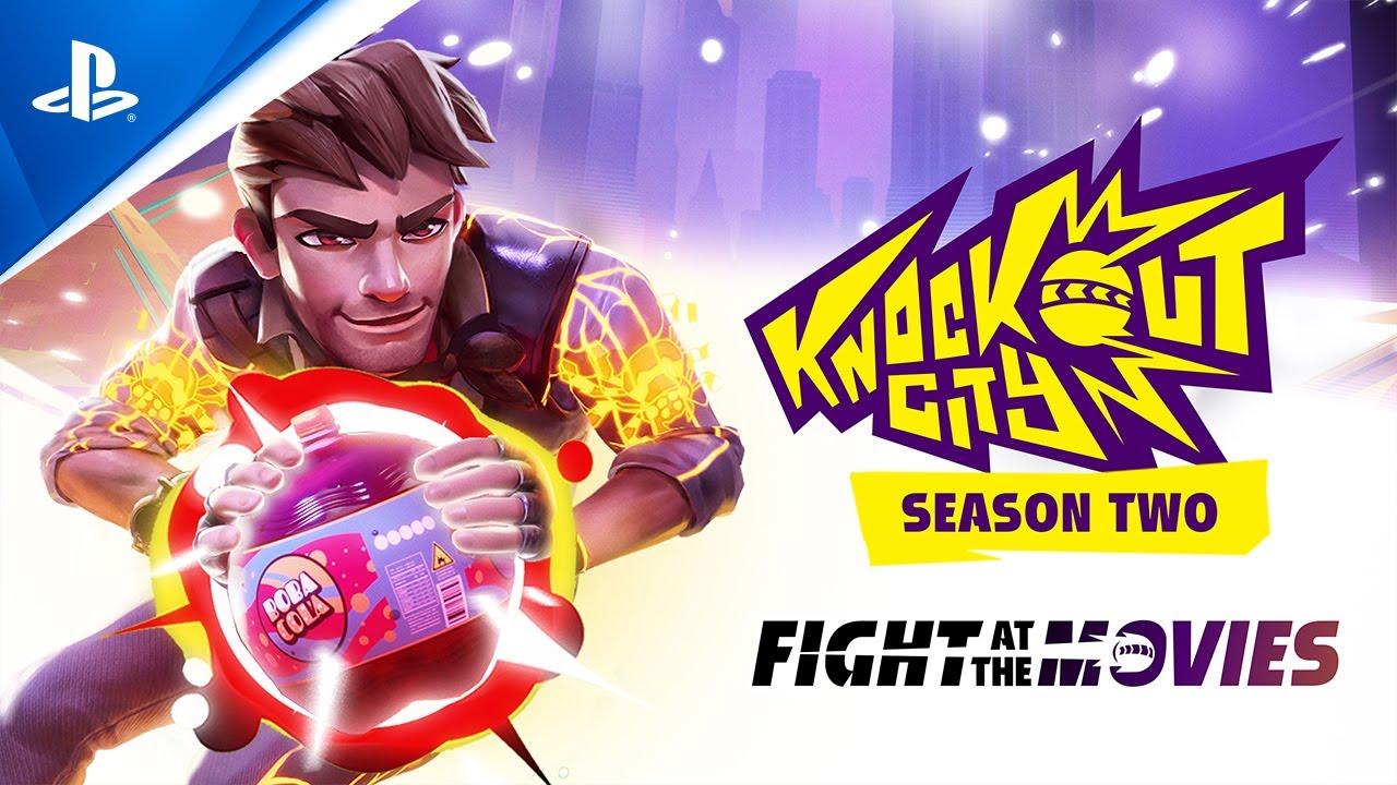 『Knockout City』シーズン2 — 映画のロンチトレーラーで戦おう