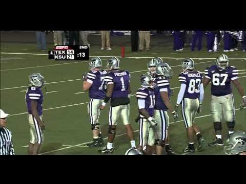 2006 K-State Vs. University Of Texas Football