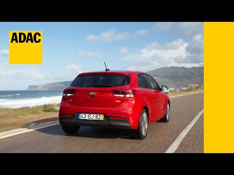 Kia Rio im ADAC Motorwelt-Check I ADAC 2017