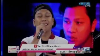 Repeat youtube video SMUGGLAZ NET25 LETTERS AND MUSIC - Guesting