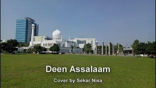 Deen Assalaam   Cover By Sekar Nisa
