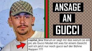 🔴 NIE WIEDER Gucci Cap? Capital Bra wütend auf Gucci 🔴