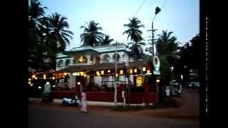 ГОА Кандолим, Бага. Калангут, Анжуна. Отель Алор Гранд. Goa. Candolim, Calangute, Baga,  Anjuna.(ГОА Кандолим, Бага. Калангут, Анжуна. Индия. Отель Алор Гранд Посёлки которые расположены вдоль побережья..., 2013-04-23T18:45:04.000Z)