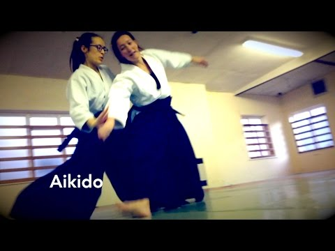 Aikido with Brighton Aikikai