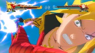 Naruto Ultimate Ninja Storm Revolution (60 FPS) Lars Alexandersson Port Gameplay PC