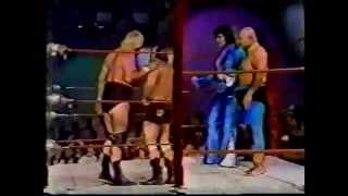 1980 Kent/Frank Savage vs Yamamoto/Dundee MEMPHIS WRESTLING