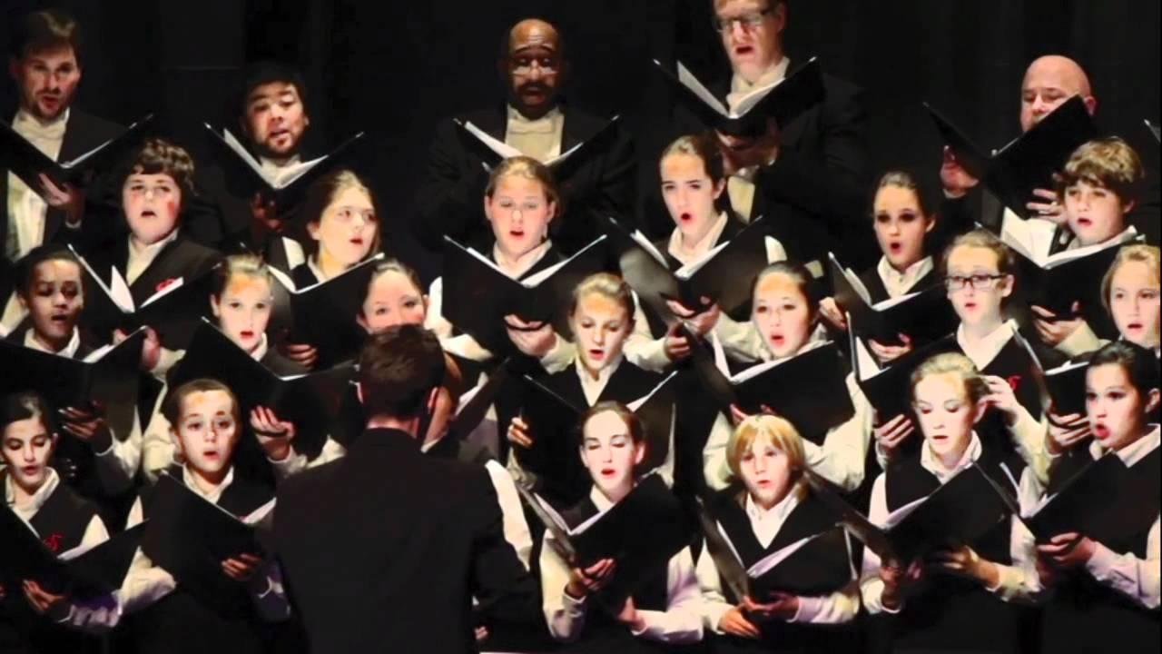 National Children's Chorus - Choose Something Like a Star ...