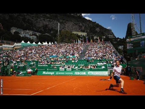 Andy Murray wins in Monte Carlo but Rafael Nadal beats Kyle Edmund