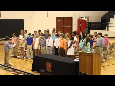 5th Grade Graduation - Hartfield Academy