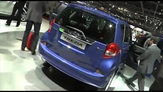 Обзор авто Subaru Trezia