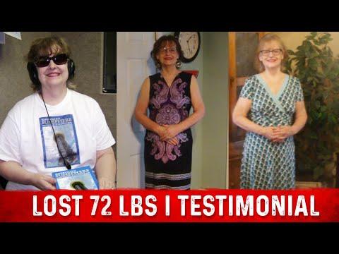 Case Study I Testimonial I Lost 72 LBS I  Dr. Berg