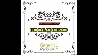 Our Impression of Chopard Oud Malaki Perfume Oil For Men
