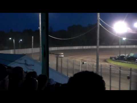 Hobby Stock Amain @ Buena Vista Raceway 08/17/16