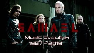 Samael - Music Evolution (1987 -2019)