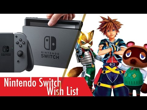 Top 10 Nintendo Switch Upcoming, Anticipated & Most Wanted Wish List Games - 동영상