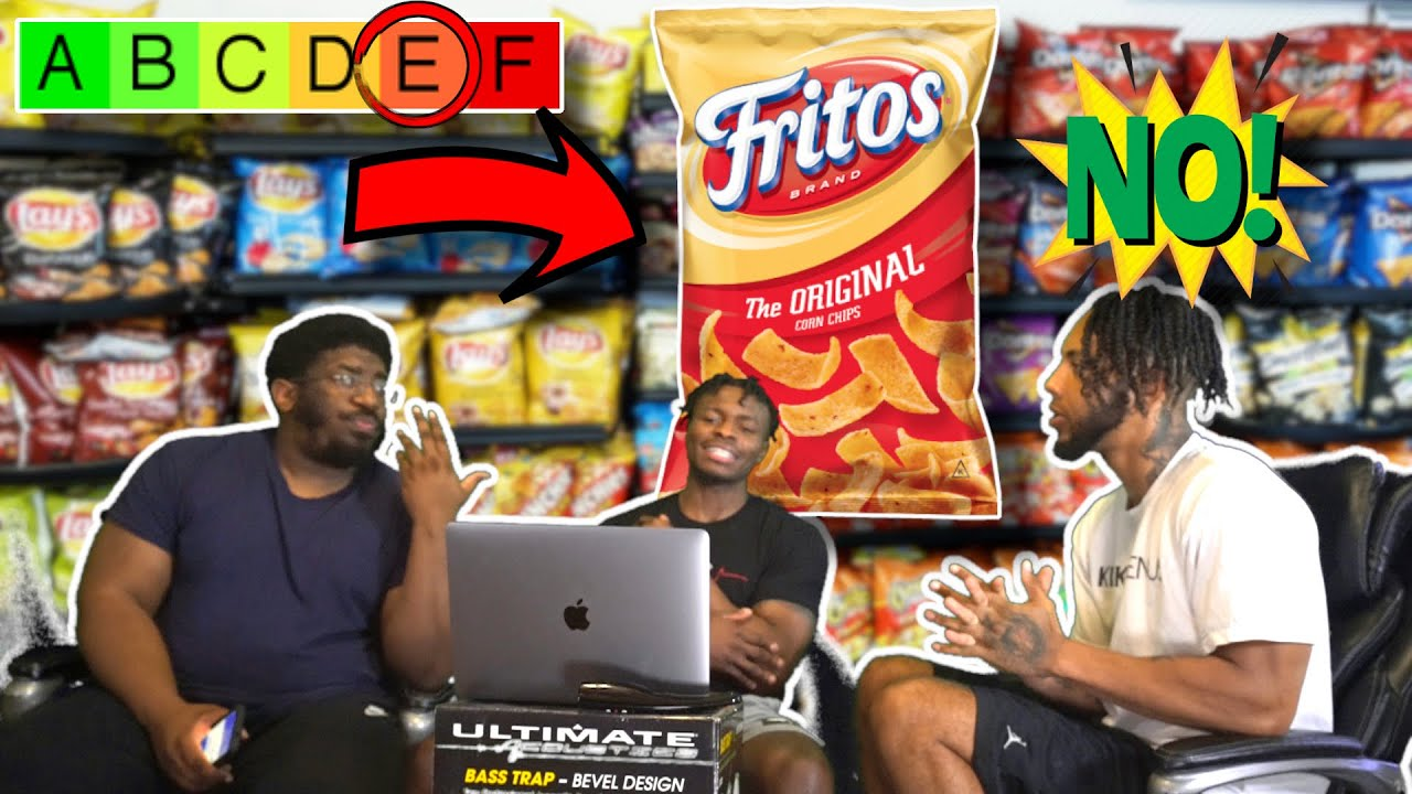 THE BEST OFFICIAL CHIP TIER LIST OF ALL TIME!!