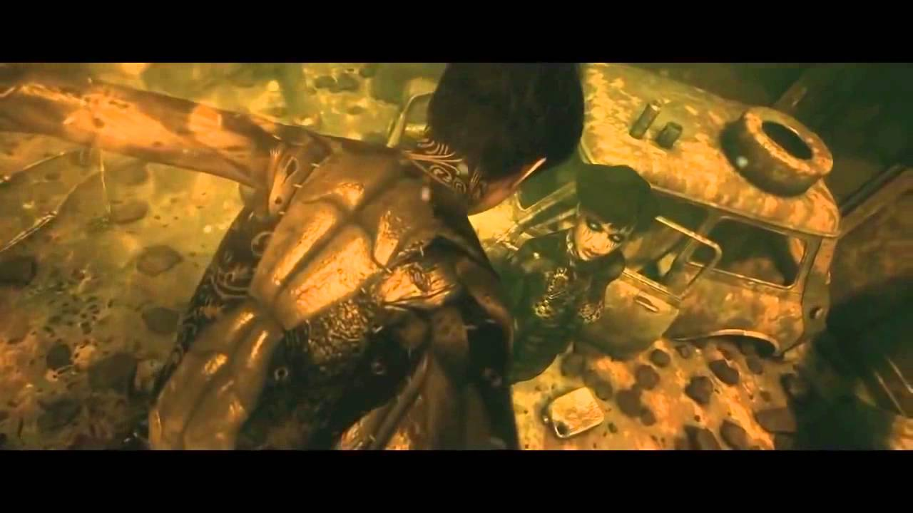 Download ROSE CYBERPUNK SCI FI 3D ANIMATION SHORT FILM HD